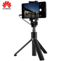 Original Huawei Honor Selfie Stick Tripod Wired Monopod For Android IOS Smart Phone Portable Extendable Handheld