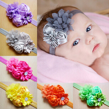 fashion cute  baby hair  headbands infand toddler birthday party hair accessoies wholesale