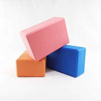 13 Colors available Yoga Blocks EVA High-Density 10