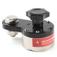 ALLSOME вкл/выкл Магнитный Заземляющий зажим редкоземельный переключаемый магнит сварочный держатель 200A/300A/600A