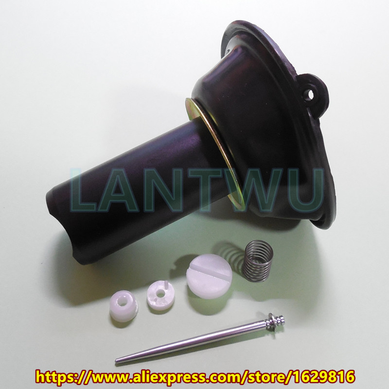 1PCS $ 11 49 23 9MM diameter YM Virago XV250 V twin cylinder motorcycle BDS26 Mikuni Carb plunger diaphragm with Jet needle in Carburetor from Automobiles Motorcycles