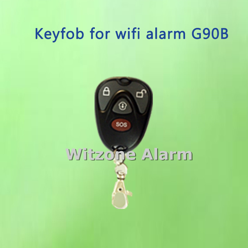 On sales 5pcs/lot 433mhz key fob wireless remote controller for wifi gsm alarm systems GS-G90B, G90E, S2, S2G, free shipping free shipping smart wireless wifi plug module for gsm relay gsm remote controller
