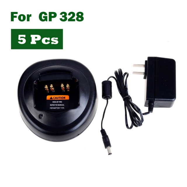 yidaton 5pcs 1lot radio battery charger 110v 240v for motorola gp328 rh aliexpress com Motorola Walkie Talkie Earpiece Walkie Talkie Motorola HT1250