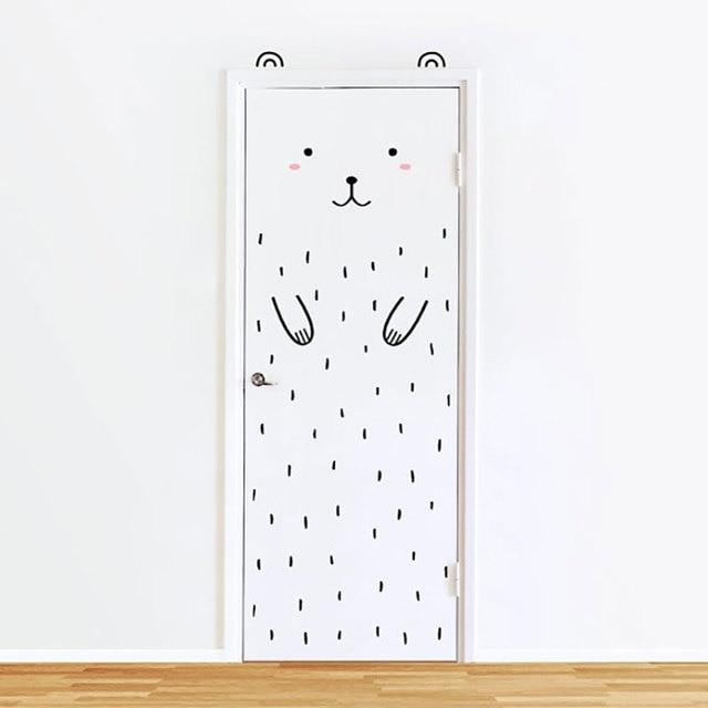 Panda Door 80*200cm Door Size 8