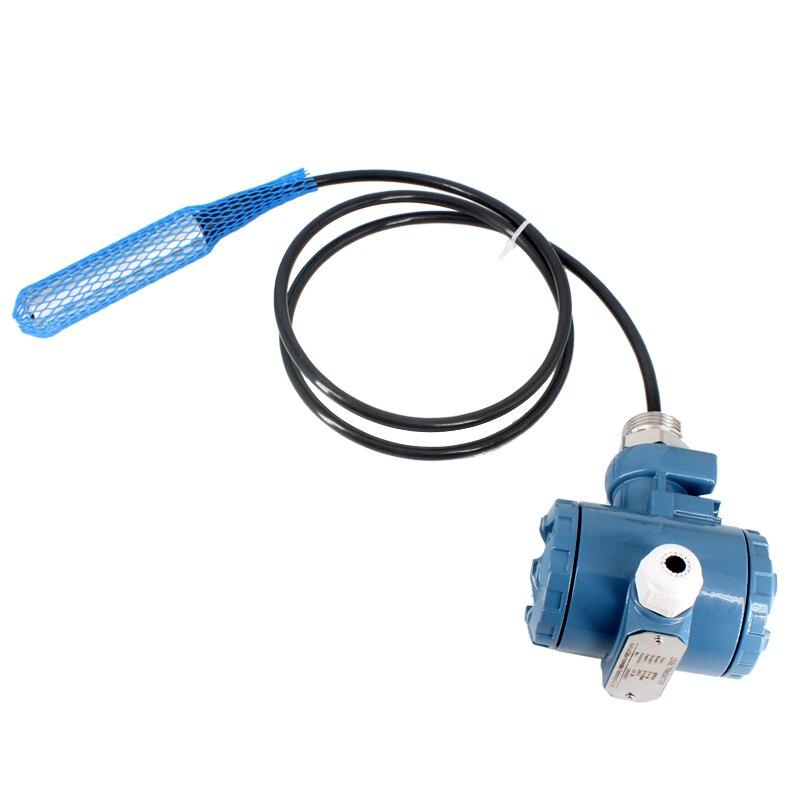 QDY60A capteur de niveau de réservoir d'huile liquide d'eau transmetteur de niveau de liquide hydrostatique