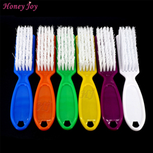 Nail Brush Cleaner Cleaning Remove Dust Cleaner Tool Acrylic UV Gel Rhinestones Decor Makeup Nail Art Tools Pet Cleaning Brushes