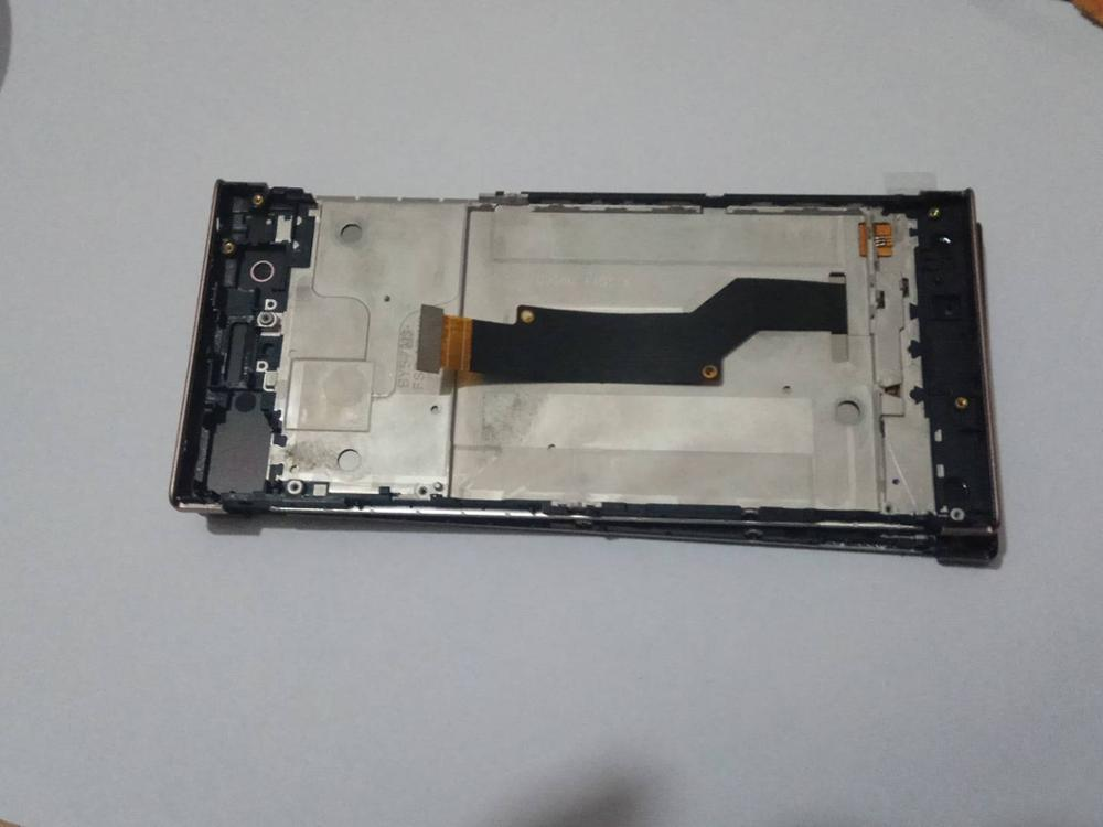 Display For SONY Xperia XA1 LCD Touch Screen with Frame For SONY Xperia XA1 Screen Replacement LCD G3112 G3116 G3121 in Mobile Phone LCD Screens from Cellphones Telecommunications