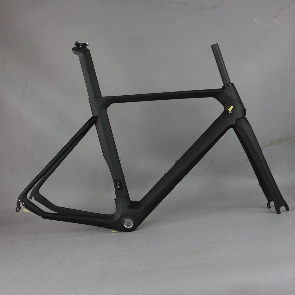 2019 Bicycle Factory In China ,carbon Road Bicycle Frame New Design Carbon Road Bike Frame Di2 Chinese2 Years Quality Warranty