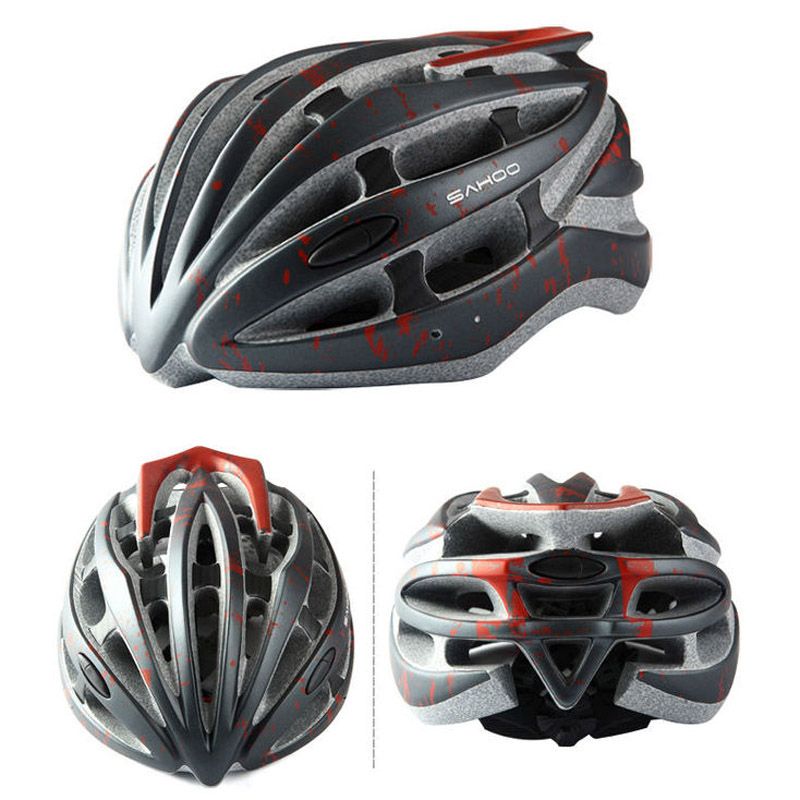 Cool Outdoor MTB Road Bicycle Bike Cycling Helmet Cycling Protector with 26 Vent Bicycle Accessories for Sports Riding universal bike bicycle motorcycle helmet mount accessories