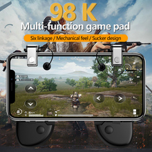 PUBG Mobile Game Controller Gamepad Trigger Android Iphone
