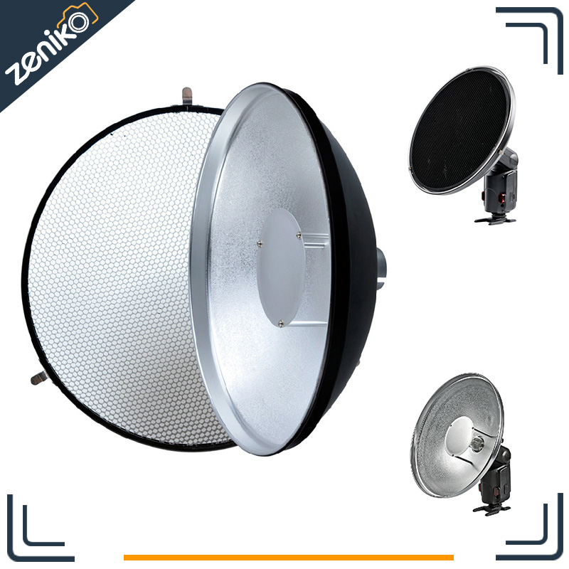 Godox light soft cloth Beauty Dish AD-S3 with Grid AD-S4 for WITSTRO Speedlite Flash AD180 AD360 Photo Studio Accessories car believe leather car seat covers for mitsubishi pajero 4 2 sport outlander xl asx accessories lancer covers for vehicle seat