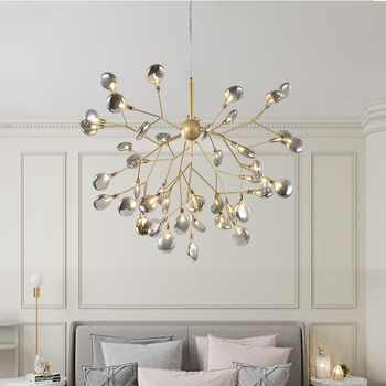 LED Modern firefly Chandelier light stylish tree branch chandelier lamp decorative ceiling chandelies hanging Led Lighting - DISCOUNT ITEM  33% OFF All Category