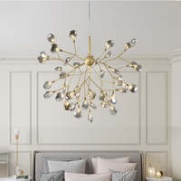 LED Modern firefly Chandelier light stylish tree branch chandelier lamp decorative ceiling chandelies hanging Led Lighting