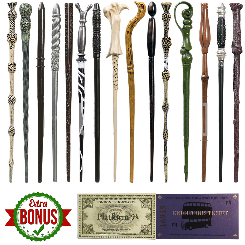 17 Styles Harry Series The Elder Dumberdor Hermione  Snape Ginny Ron Lucius Malfoy Wand For Sell