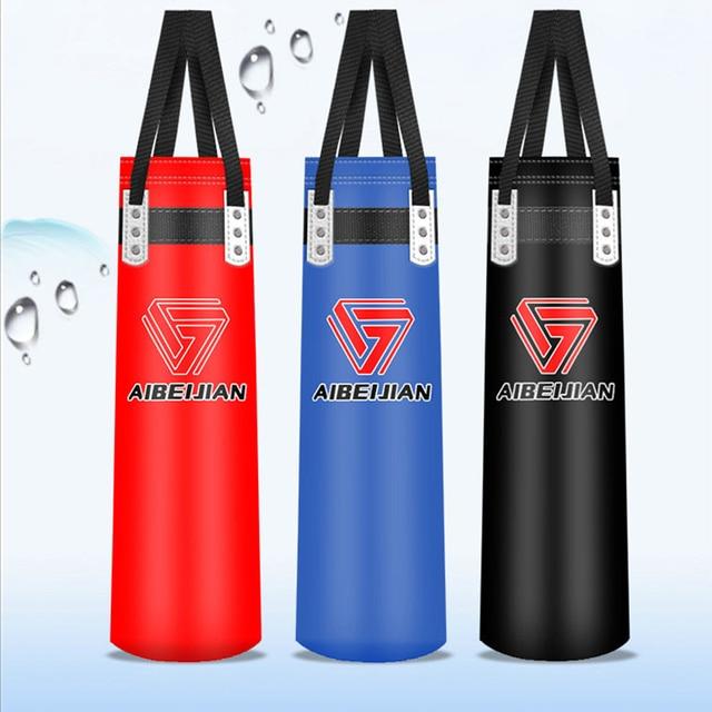 Hot Water Filling Boxing Sandbag Empty Punching Bag Kick Indoor Sports Earthbags Training Muai