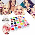 Belen Pure Color Gel Nail Polish Manicure Beauty Tools Polish Design Women Beauty DIY Decoration for Nail Manicure 36 Pots
