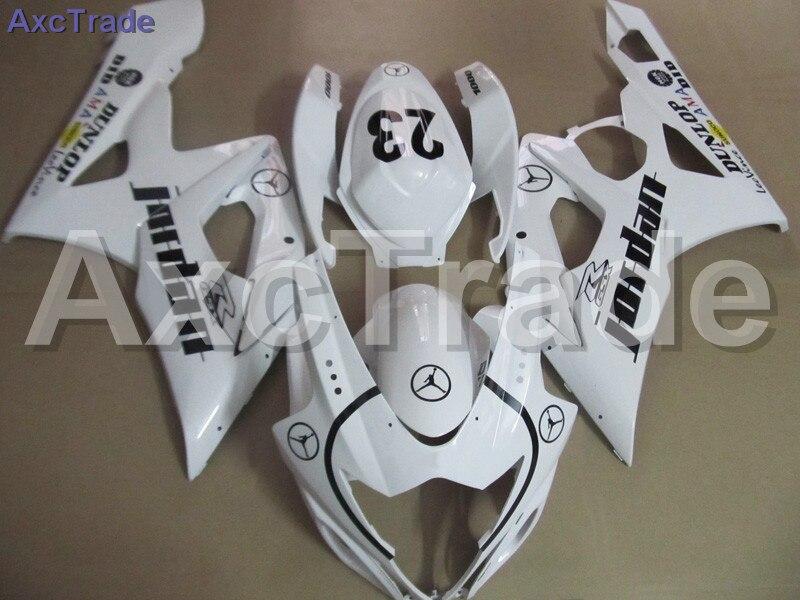 Moto Injection Molding Motorcycle Fairing Kit Fit Suzuki GSXR GSX-R 1000 GSXR1000 GSX-R1000 2005 2006 K5 Bodywork Fairings D433