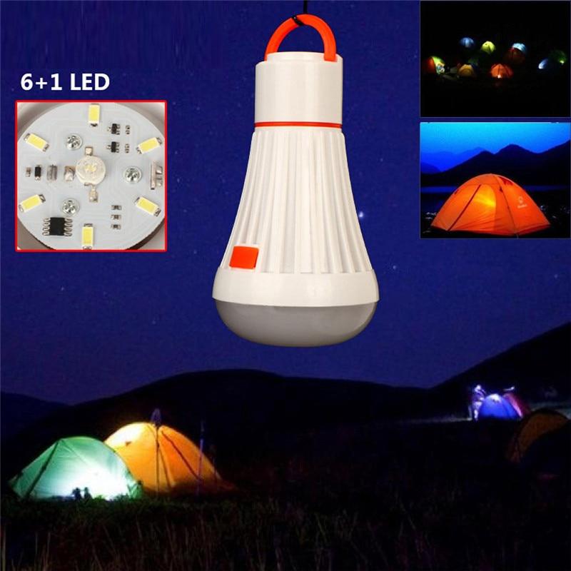 B2 Led Light Outdoor Camping Hanging LED Tent Light Bulb Fishing Lantern Lamp Camping & Hiking Wholesales&Retails
