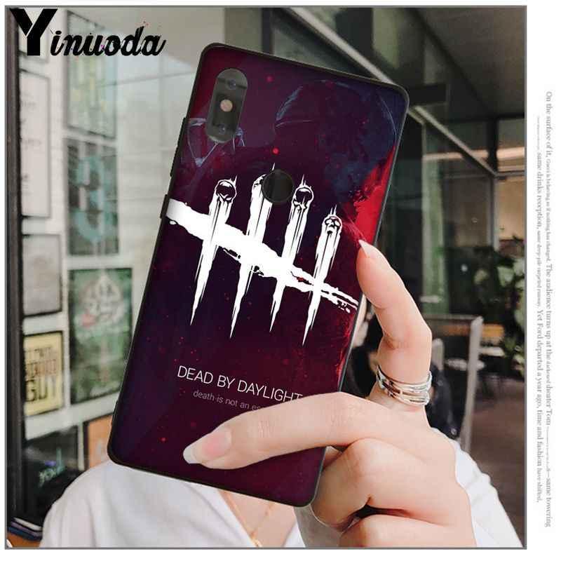 Yinuoda מת באור היום Coque פגז טלפון מקרה עבור אדום mi 5 בתוספת הערה 5 שיאו mi mi 6 8 8 SE הערה 3