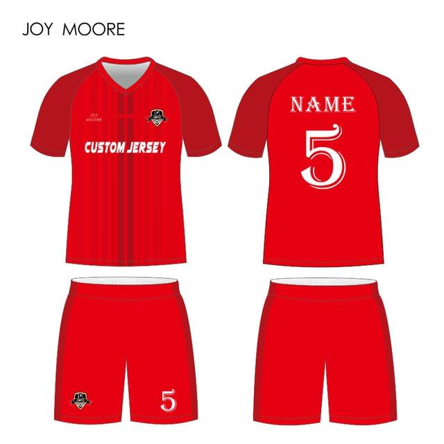 20d776a0c Custom Clothing Latest football jersey design sublimation soccer shirt  short uniform kits individual design and color