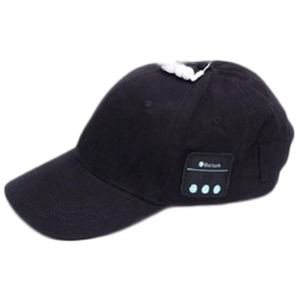 New Summer Sunscreen Music Hat Baseball Sunbonnet Cap Wireless Stereo Magic Music Hat Sport Bluetooth Cap