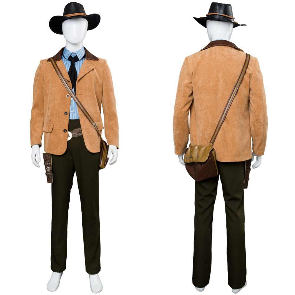 Detail Feedback Questions about Red Dead: Redemption 2 Cosplay