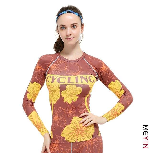 Lady Gym vêtements de Yoga chemise Jogging maillot de course Badminton Tops  pour femmes Roupa Feminina 0e611fdf1ad