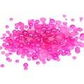 Rose Color Medio Alrededor de las Perlas Perlas de Resina 2mm-5mm Y Mixtos tamaños 500 unids/1000 unids para no Glue Hotfix En Joyas de Artesanía DIY Teléfono casos
