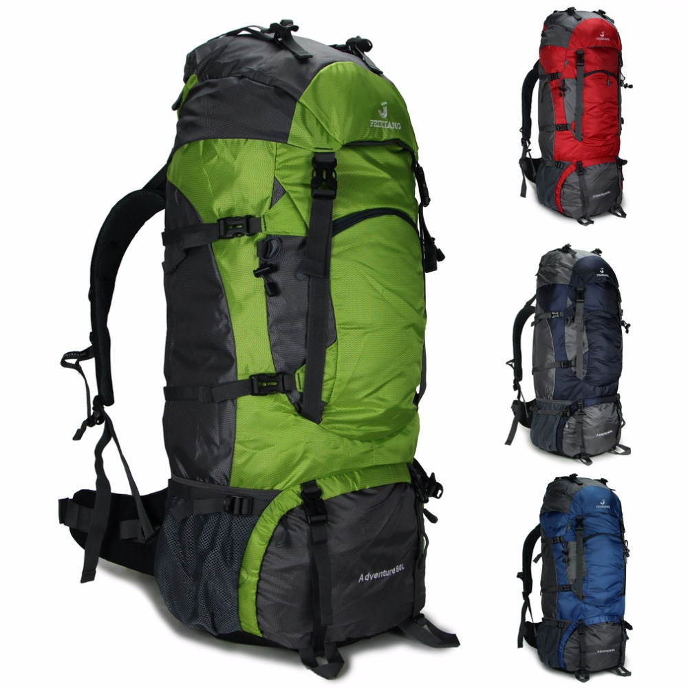 Aliexpress.com : Buy 80L Military Backpack Professional Rucksack ...