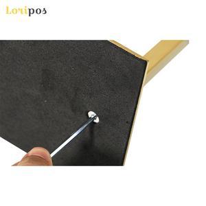 Image 5 - Высококачественная металлическая подставка держатель для сумок, 7 форм, регулируемая высота, металлическая подставка вешалка для сумок