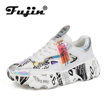 Fujin Summer Network Red Laser Daddy Sneakers Dropshipping F
