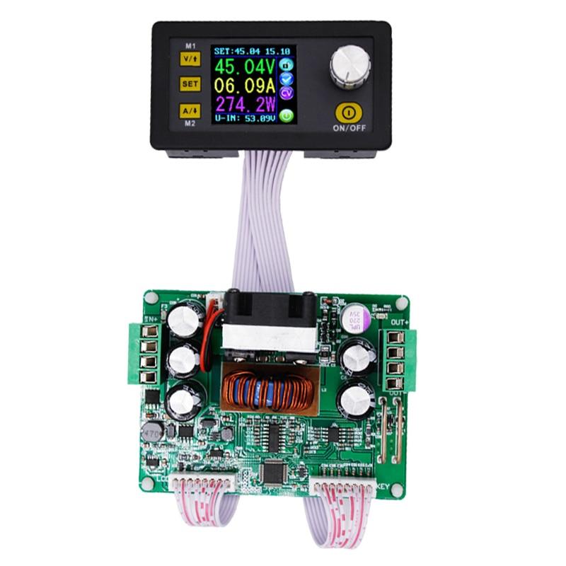 DPS3012 программируемый Мощность преобразователь постоянного амперметр вольтметр Текущий вольтметр шаг-вниз 0 В-32,00 В 0-12.00A скидка 20%