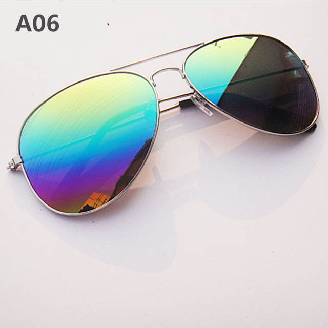 Cool Vintage Masculine Sunglasses summer style