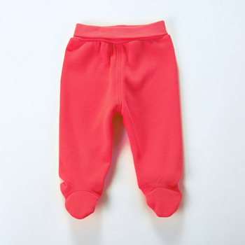 Winter Fashion Polyester Pants for Baby Girls 4