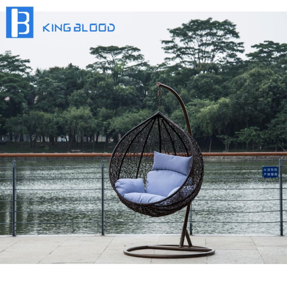 Factory price egg hanging swing chair hammocks hanging chair
