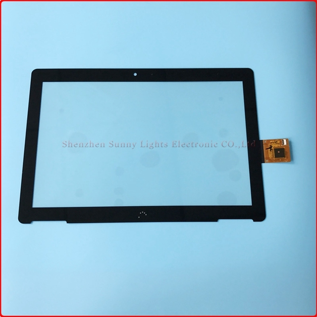 1Pcs/Lot free shipping Touch Suitable for BQ Aquaris M10 FHD touch screen handwriting screen digitizer panel Replacement Parts