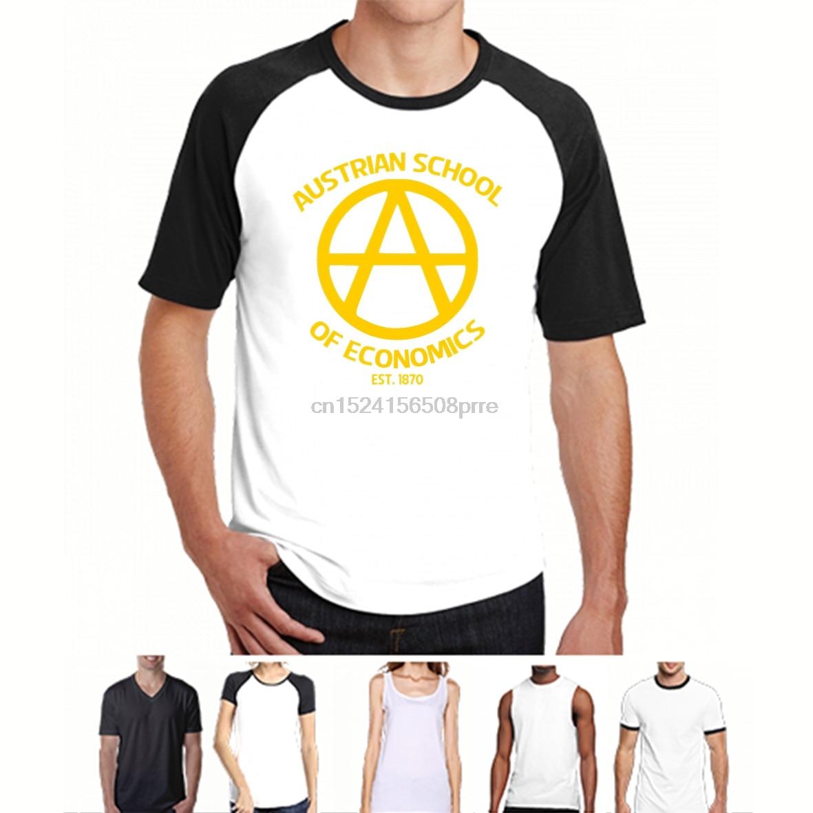 b066181ba Detail Feedback Questions about Fashion Cool Men T shirt Women Funny tshirt  Austrian School Economics Capitalism Libertarian Customized Printed T Shirt  on ...