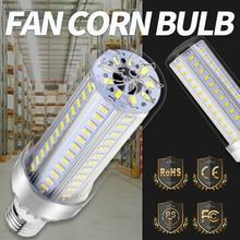 E27 Corn Bulb LED Light 25W 220V E26 Bombillos LED Lamp 35W 50W LED Bulb 110V No Flicker Light For Warehouse Lighting 5730 SMD цена