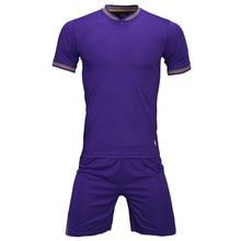Mew Adult Men Women Soccer Jerseys Set Survetement Football Kits Sports Futbol Training shirts shorts Polyester maillot de foot