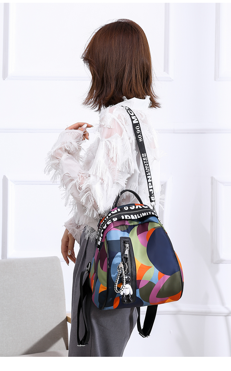 HTB1wM6TbifrK1RjSspbq6A4pFXaz New Multifunction Backpack Women Waterproof Oxford Bagpack Female Anti Theft Backpack Schoolbag for Girls 2019 Sac A Dos mochila