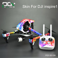 PGY DJI Inspire 1 Accessories Stickers for DJI inspire1 RC Protective 3M Skin film Cover Case Skin Decal drone Wrap Sheet