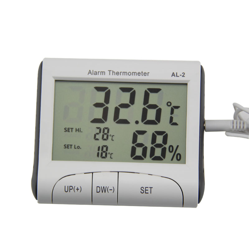 LCD Display Digital Indoor Hygrometer Clock Alarm Temperature Humidity Meter Gauge Thermometer Barometer Weather Station --M25 ноутбук dell vostro 5468 5468 7612 5468 7612