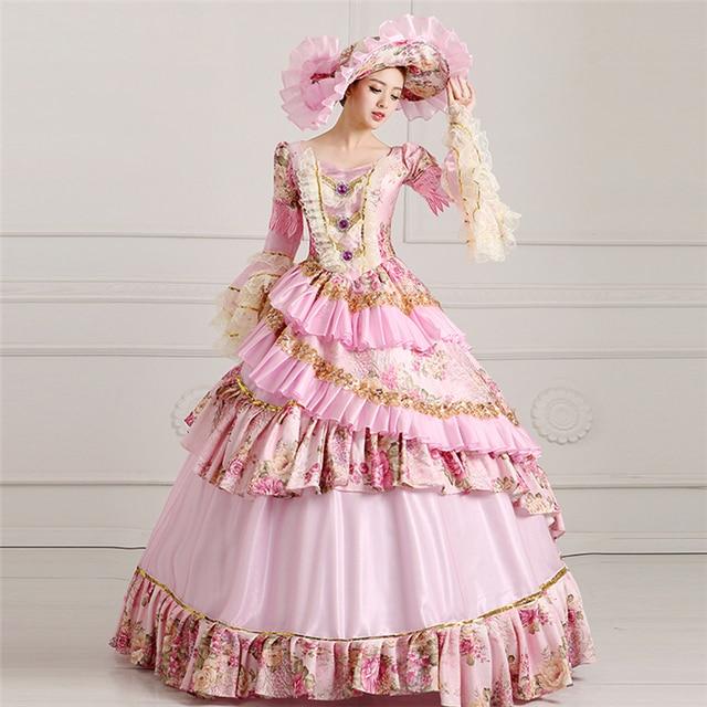 Tribunal Europeo de la vendimia del vestido de Halloween maquillaje ...