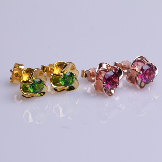 com presious stone semiprecious semi beadsobling stud kalakari boutique earrings precious earring
