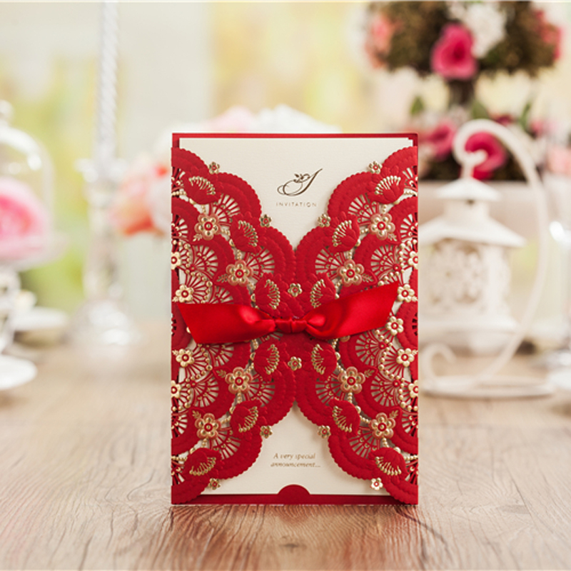 Online Shop 50 pieceslotVintage Customized Insert Wedding Party – Chinese Wedding Invitations
