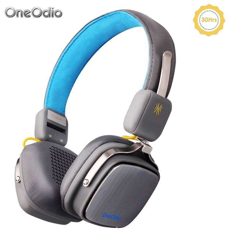 Oneodio Bluetooth Earphone For Xiaomi Phone Wireless Headset 4.1 Bluetooth Earphone For Phone iPhone 6 6S 5S Wireless Headphones original xiaomi hybrid earphone 1more mi headphones headset 2 unit in ear circle iron mixed piston 4 for iphone samsung lg htc