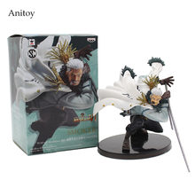 One Piece Smoker Action Figure 1/8 scale painted ACGN PVC Figure Collectible Toy 15cm KT4111(China)