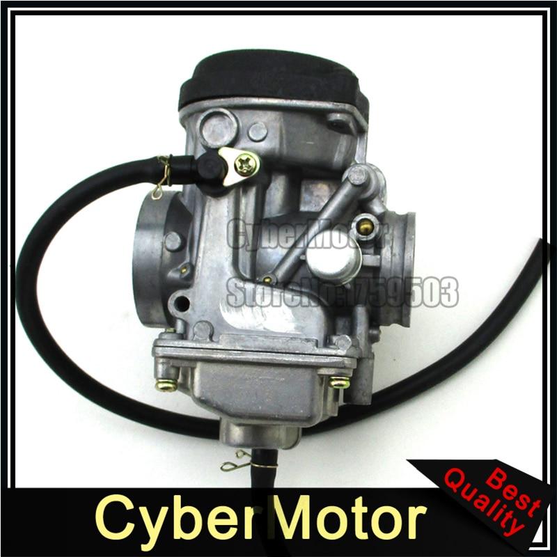 Carburador Para Jianshe Js250 Montaña León 250cc Tanque Explorador 250u Jetmoto Hunter 250 Atv Quad 4 Ruedas