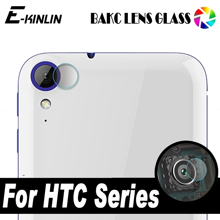 Back Camera Lens Tempered Glass For HTC One M10 A9 A9S Desire 830 825 650 628 630 530 Protector Protective Film