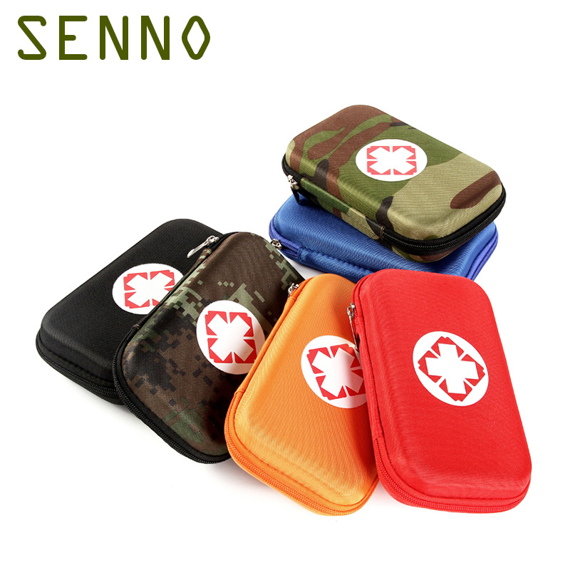 Camouflage Person Portable Outdoor EVA Small First Aid Kit Bag For Family Travel Security Emergency Kits Medical Treatment